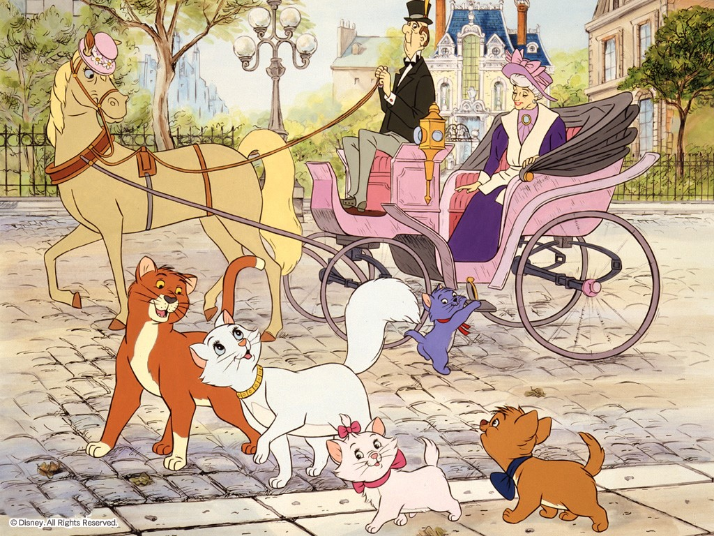 Aristocats A Cat S The Only Cat