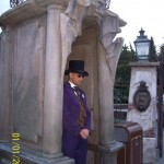 Intrare in Phantom Manor