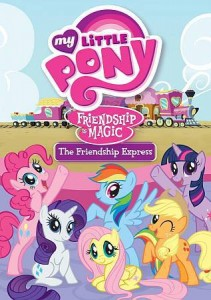 My Little Pony: Friendship is Magic – The Friendship Express clipuri