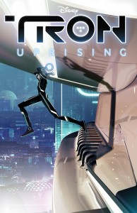 TRON: Uprising teaser si poster