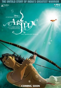 Disney prezinta: Arjun, The Warrior Prince