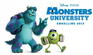 Teaser trailer pentru Monster University