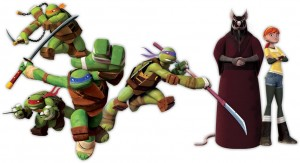 Trailer Teenage Mutant Ninja Turtles 2012