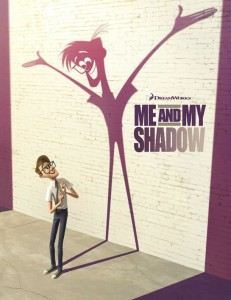Teaser poster Me and My Shadow