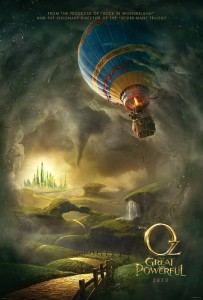 Primul trailer Oz The Great and Powerful