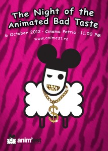 Noapte şoc la Anim'est 2012 – The Night of the Animated Bad Taste