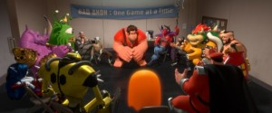 Trailer nou Wreck-It Ralph 2012