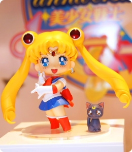 Preview figurine noi Sailor Moon