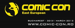 European Comic Con la Bucuresti in 2013