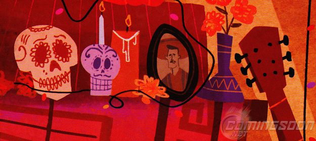 The Untitled Pixar Movie About Dia de los Muertos.