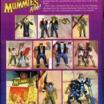 mummies alive figures