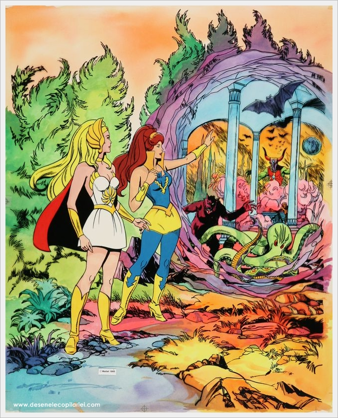She-Ra puzzle2