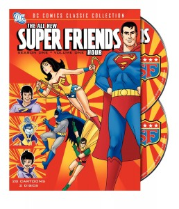 The All-New Super Friends Hour vol1