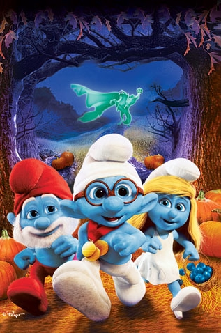 The Smurfs The Legend Of Smurfy Hollow 2
