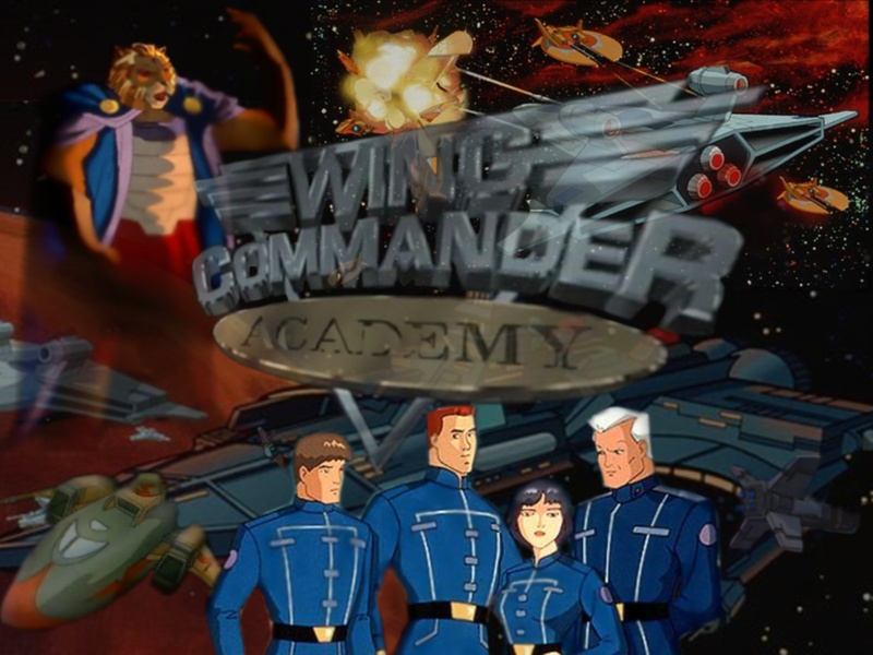 wing commander academy
