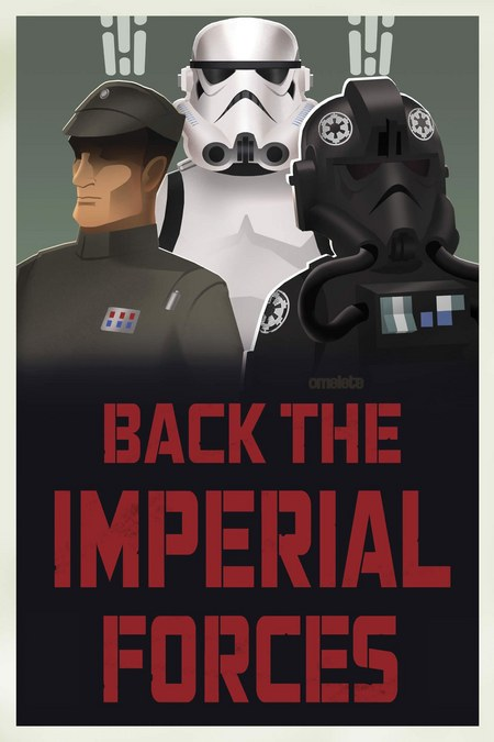 Star Wars Propaganda 1