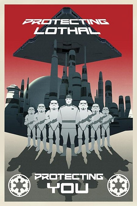 Star Wars Propaganda 2