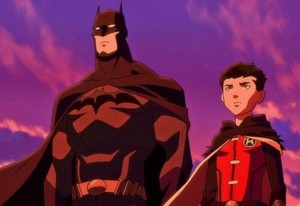 "Stiri animatie: Clip nou din ""Son of Batman"""