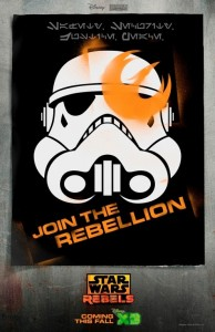 "Trailer ""Star Wars Rebels"""
