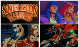 Skeleton Warriors (1993)