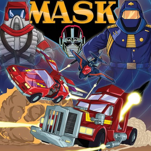 MASK-Cartoon-Movie