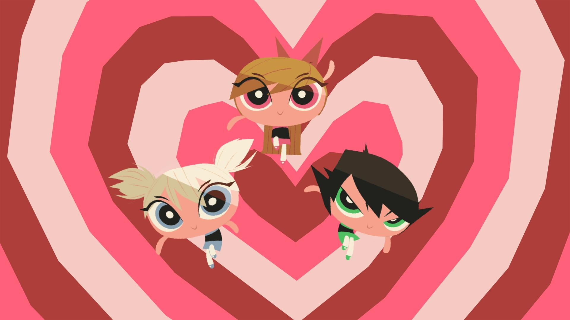 The Powerpuff Girls Dance Pantsed Special