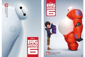 [Update]Trailer Big Hero  6 + postere