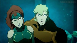 "Clip preview ""Justice League: Throne of Atlantis"""