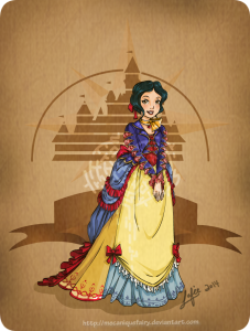 Mashup Disney – Steampunk