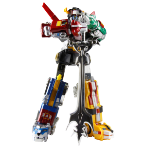 Figurine aniversare Voltron Defender of the Universe