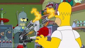 Prima imagine The Simpsons – Futurama