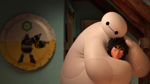 Clipuri: Big Hero 6 (2014)