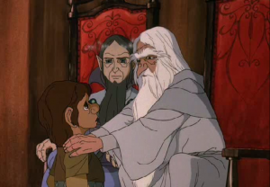 Guest Post:  The Return of the King: A Story of the Hobbits (1980)