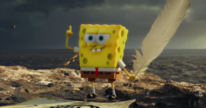 "Un Nou Trailer ""The SpongeBob Movie: Sponge Out of Water"""