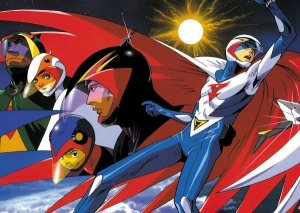 Battle of the Planets/Gatchaman primeste un reboot