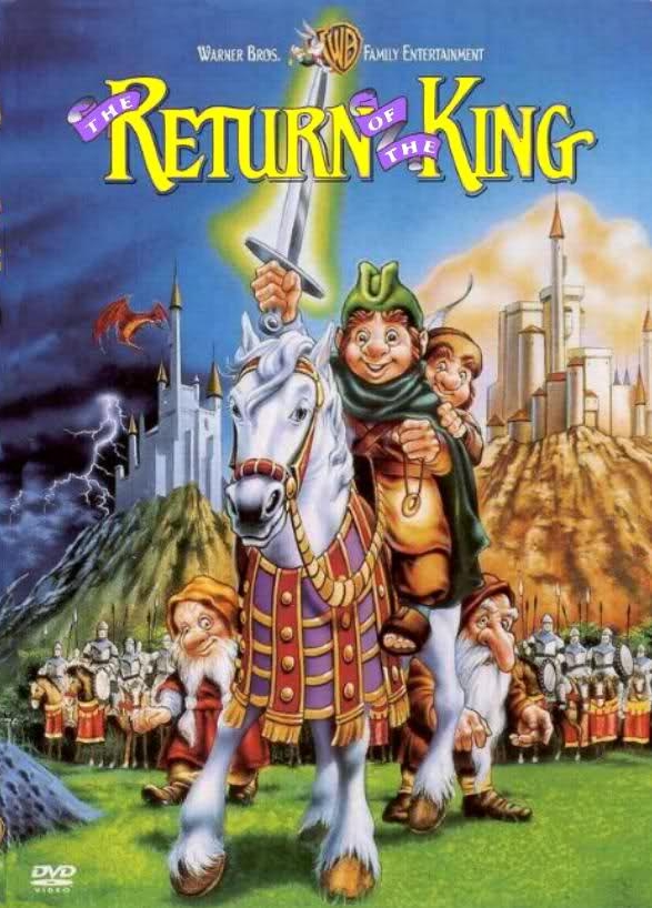 The Return of The King 1980