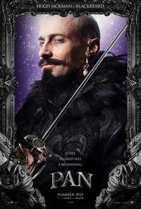 "Trailer ""Pan"" subtitrat in romana"