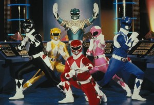 Power Rangers revin in 2016