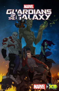 Detalii despre seria animată Guardians of the Galaxy