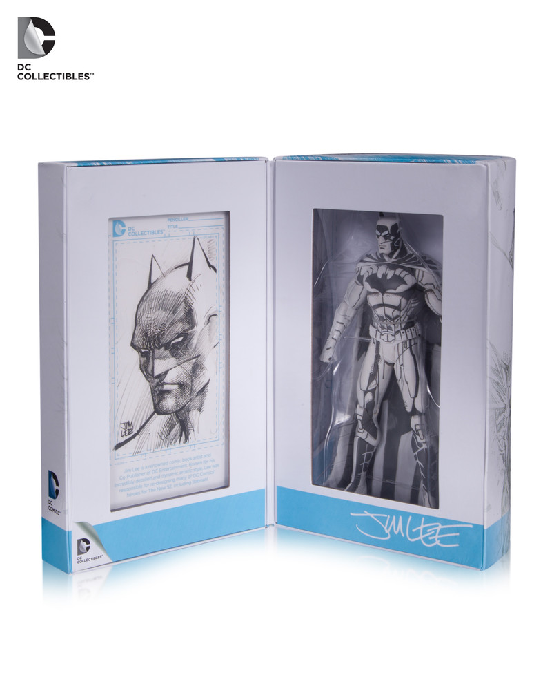 DC Comics BlueLine Edition – Jim Lee action figure (Limited Edition)3