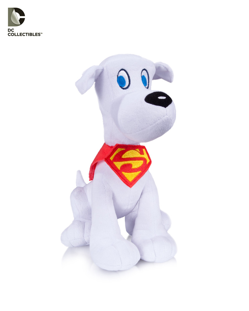 DC Super Pets Krypto Plush Toy