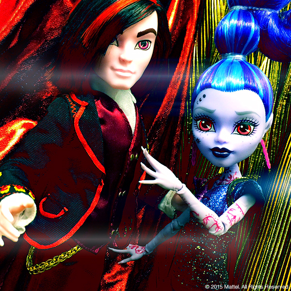 Monster High Villain Two-Pack