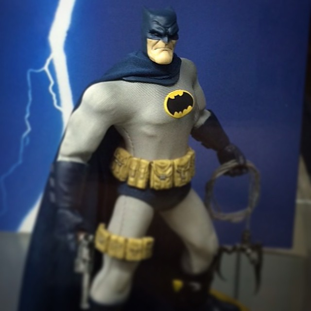 Puerto Rico Comic-Con One 12 Collective Limited Dark Knight Batman