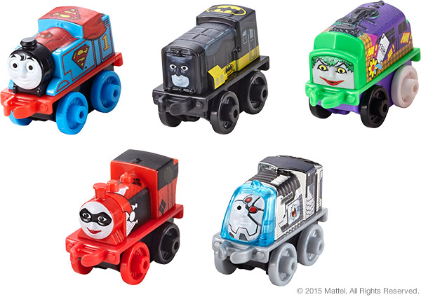 Thomas & Friends™ Super Friends Minis