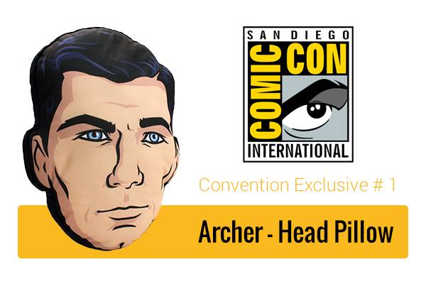 Archer Head Pillow