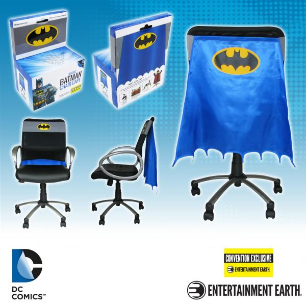 DC Comics Batman Classic Chair Cape