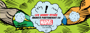 Marvel Comics vine in Romania