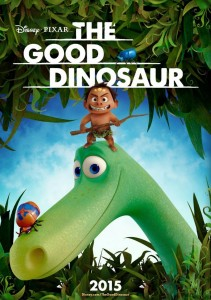 Trailer Pixar – The Good Dinosaur