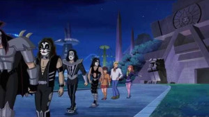 Clipuri Scooby-Doo! & KISS: Rock and Roll Mystery