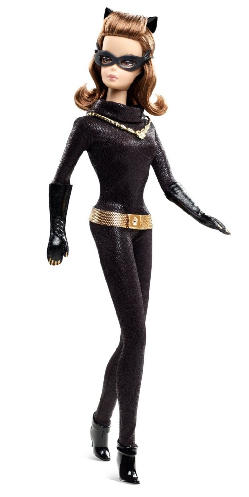 Barbie Collector Classic Catwoman Barbie Doll